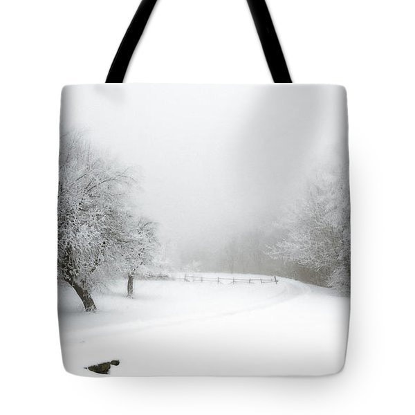 Snow Bound 2014 Tote Bag