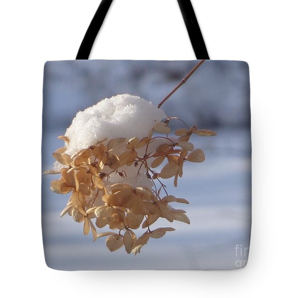 Snow-capped II Tote Bag