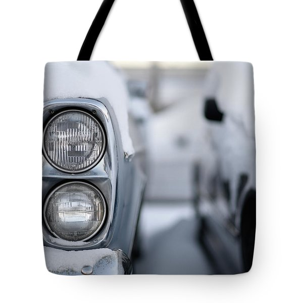 Snow Covered Classic Tote Bag
