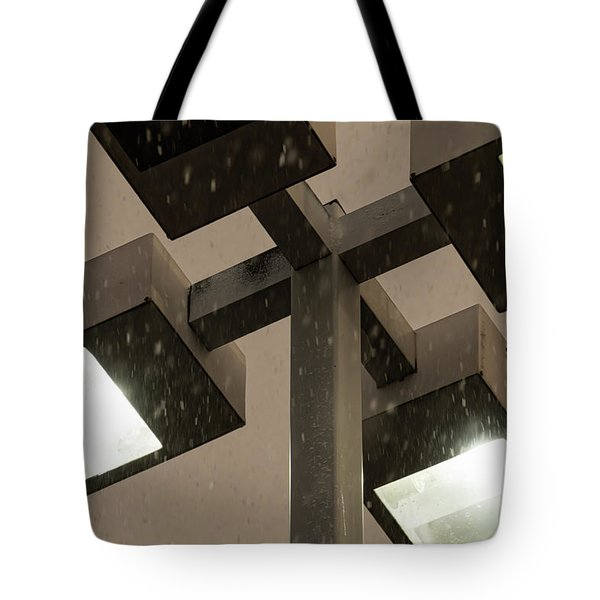 Snow In The Air 2 - Tote Bag