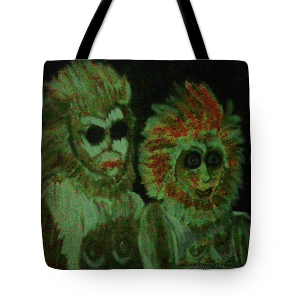Sonny And Cher Tote Bag
