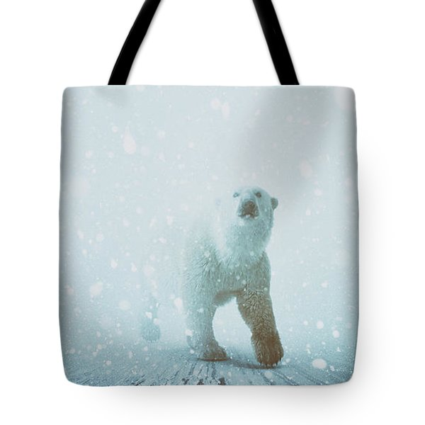 Snow Patrol Tote Bag