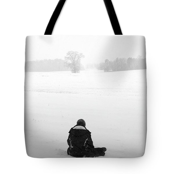 Snow Wonder Tote Bag
