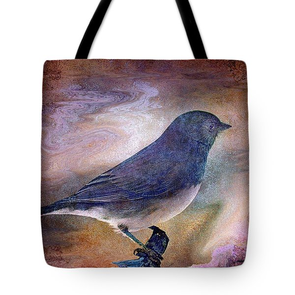 Snowbird Stories... Tote Bag