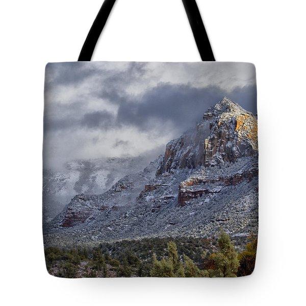 Snowbreak Tote Bag
