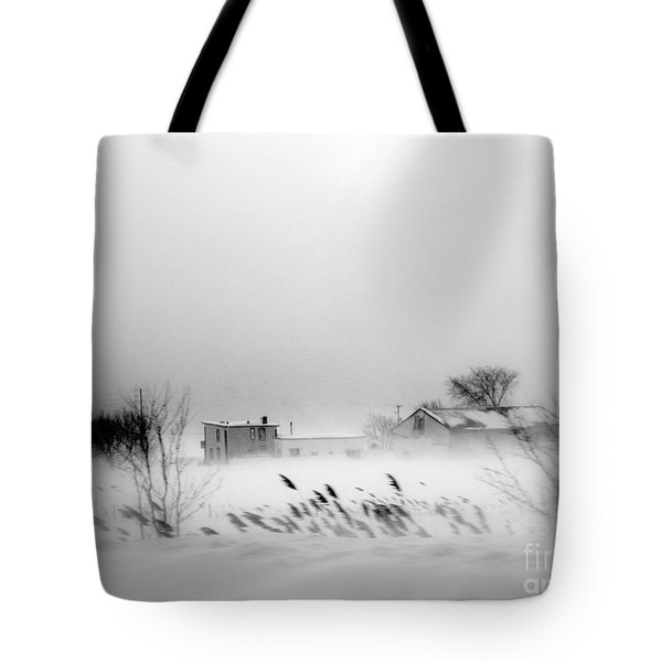 Snowed - In Tote Bag