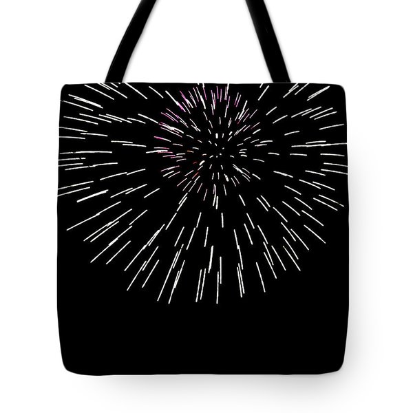 Snowflake Tote Bag by Phill Doherty