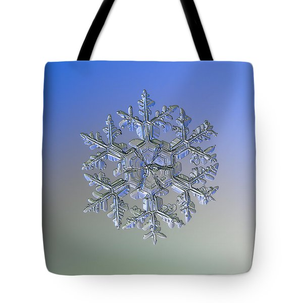 Snowflake Photo - Gardener's Dream Alternate Tote Bag