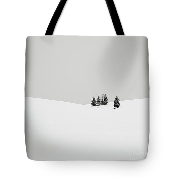 Snowscapes   Almost There Tote Bag