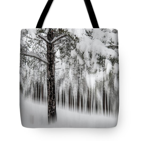 Snowy-2 Tote Bag
