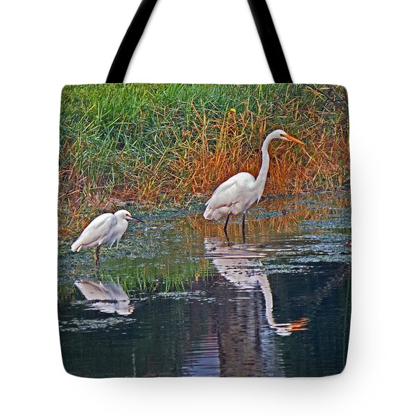 Snowy And Great Tote Bag