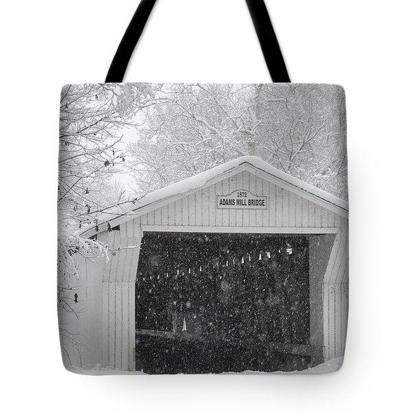 1872 Tote Bag