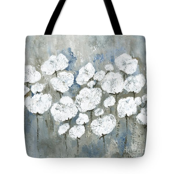Snowy Mississippi Summer Tote Bag