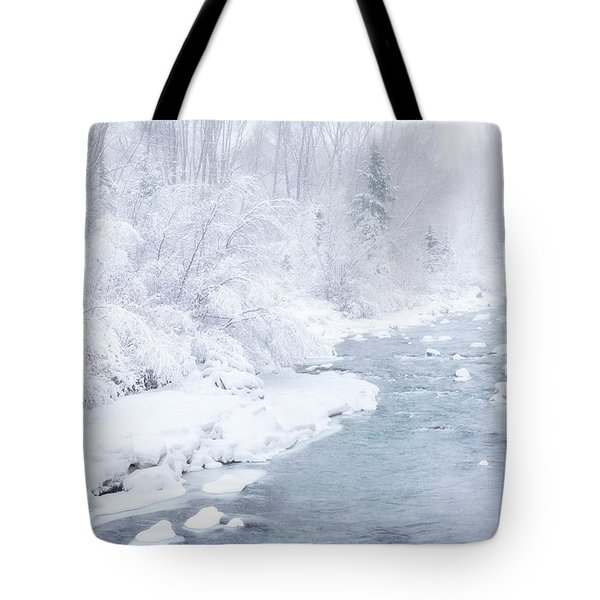 Snowy River Tote Bag