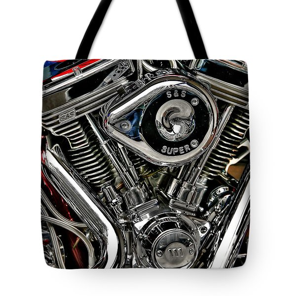 Tote Bag featuring the photograph Sns Super by Adrian LaRoque