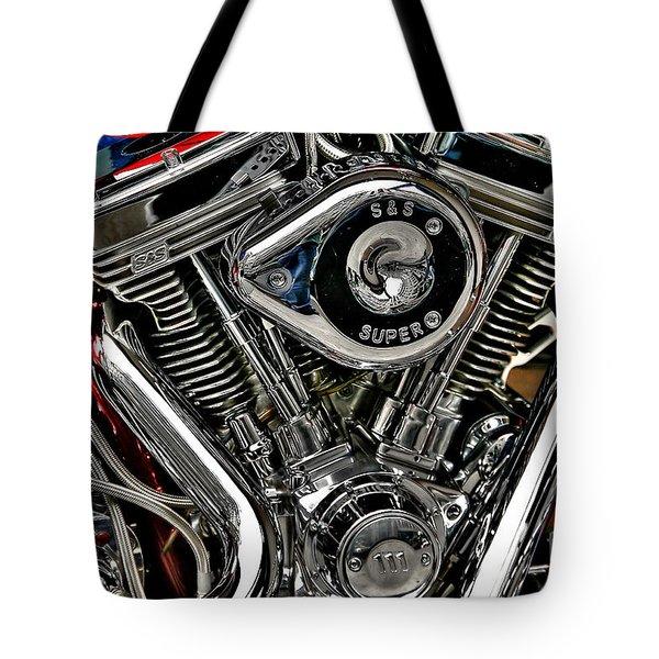 Sns Super Tote Bag