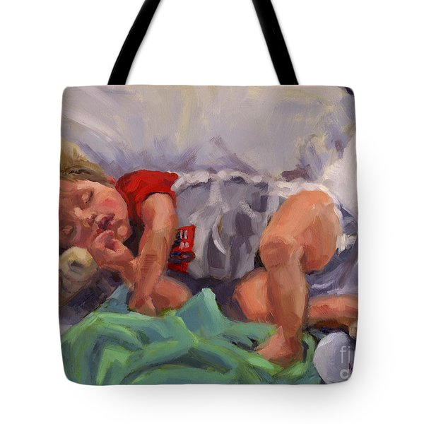 Snug As A Bug Tote Bag