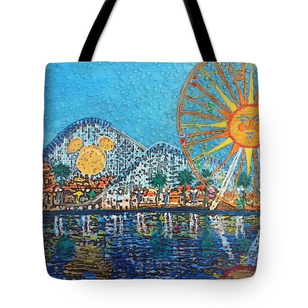 So Cal Adventure Tote Bag