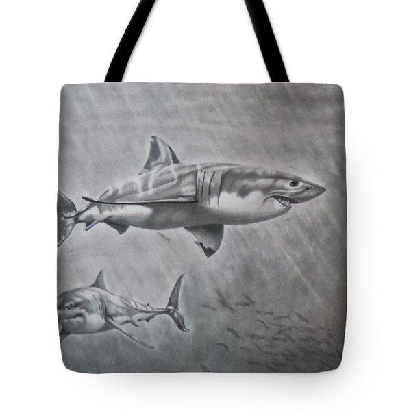 So. Cal Game Fish Tote Bag