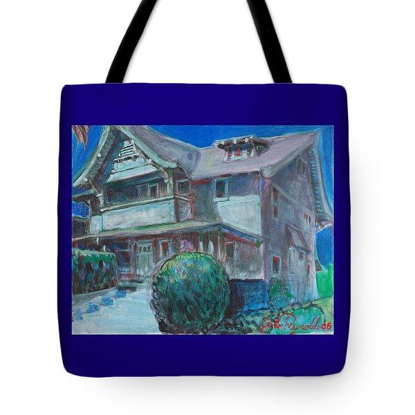 So Cal House Tote Bag