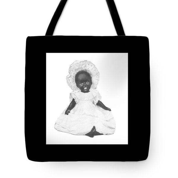 Tote Bag featuring the digital art So Clean And White by Reinvintaged