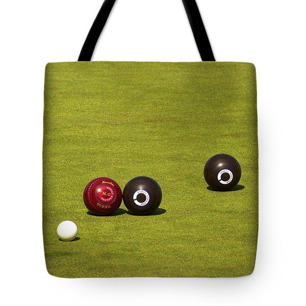 So Close Tote Bag by Hazy Apple