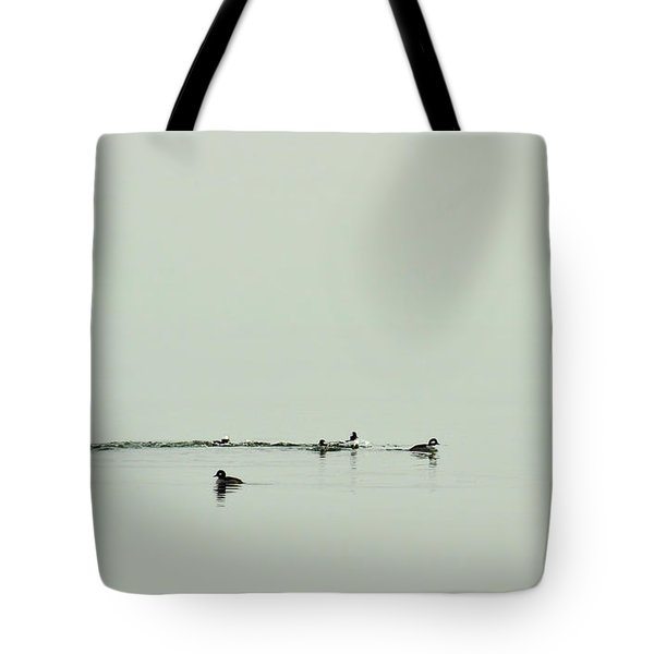 So Far Away Tote Bag