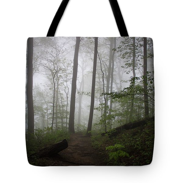 So Foggy Tote Bag