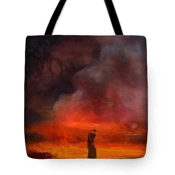 So Lonely Tote Bag