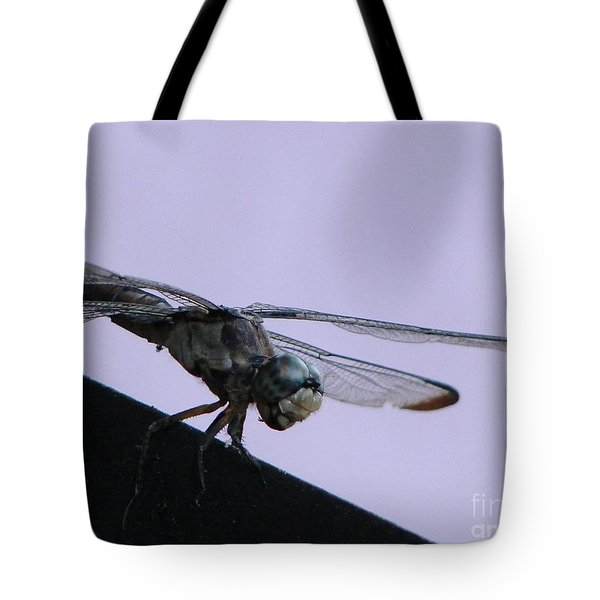 So Many Bugs So Little Time Tote Bag by Priscilla Richardson