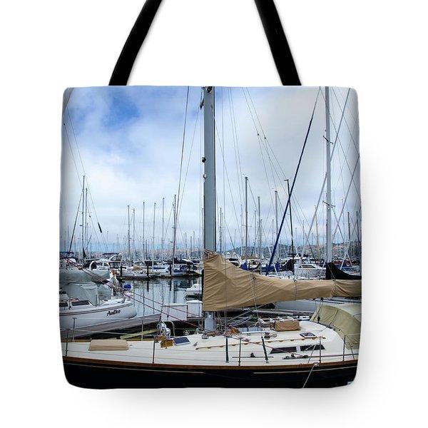 So Many Sailboats Tote Bag