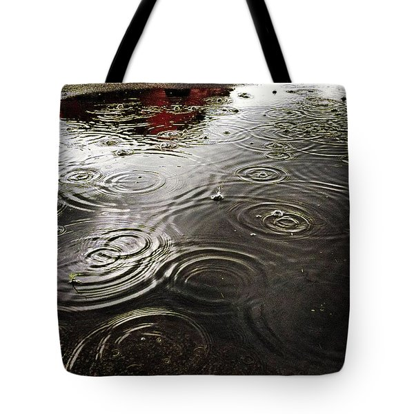 So Much Happens Below The Surface Tote Bag
