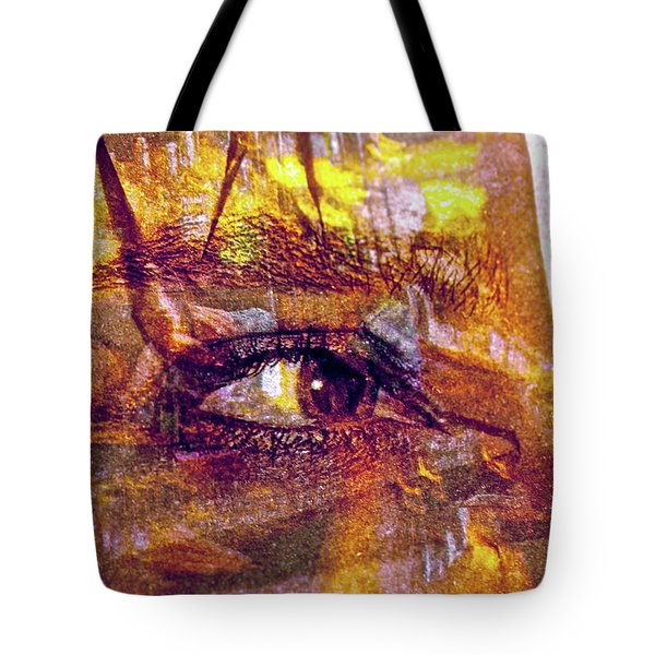 So Much To See Tote Bag