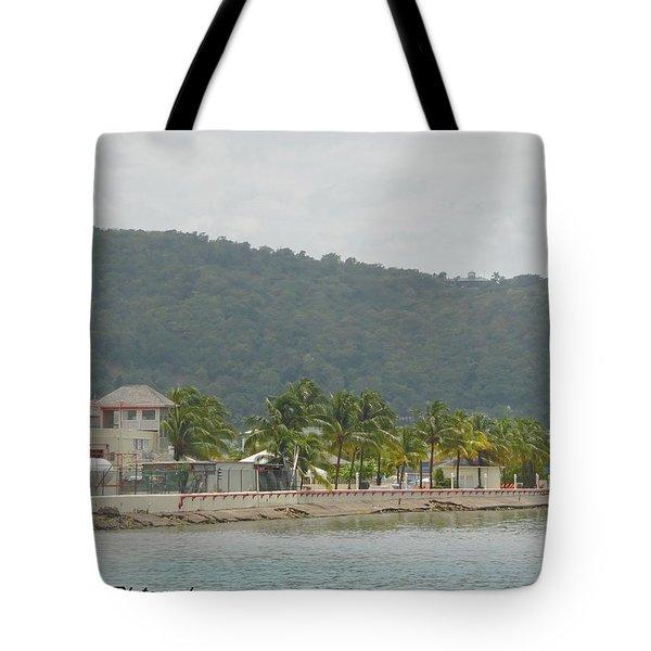 So Ocho Tote Bag