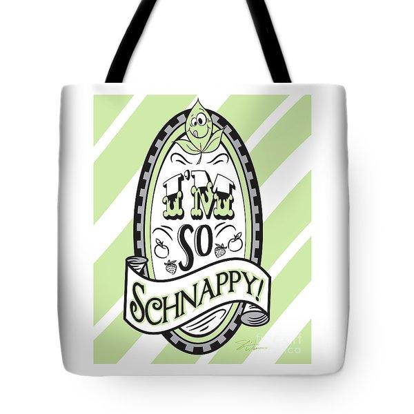 So Schnappy Tote Bag