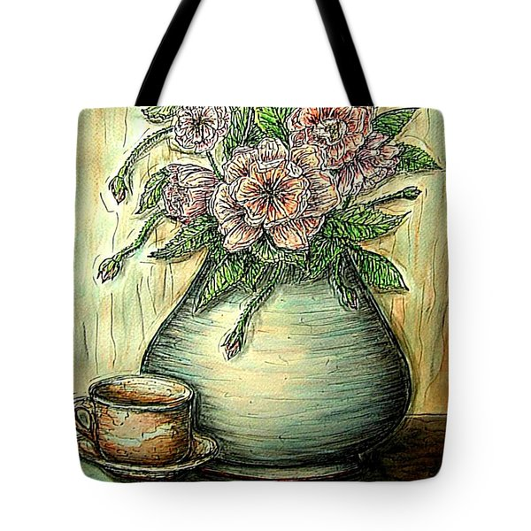 So Serene Tote Bag
