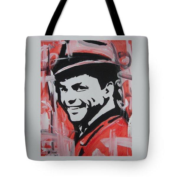 So Sinatra Tote Bag