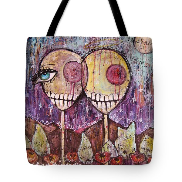 So This Is The New Year Estrellas And All Tote Bag