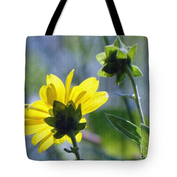 Soaking Up The Sun Tote Bag by Sue Melvin