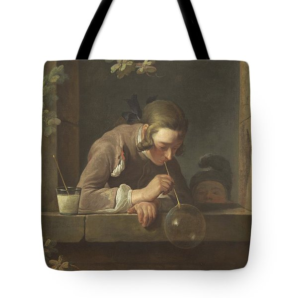 Soap Bubbles Tote Bag