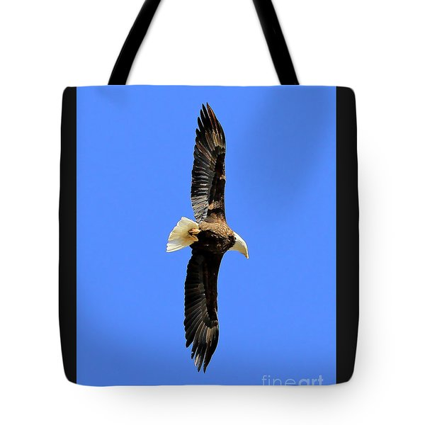 Soar Into The Blue II Tote Bag