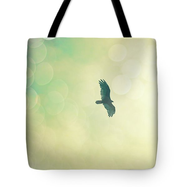 Soar Tote Bag by Melanie Alexandra Price