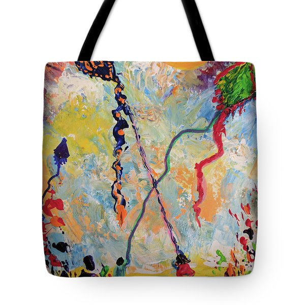 Soaring High Tote Bag