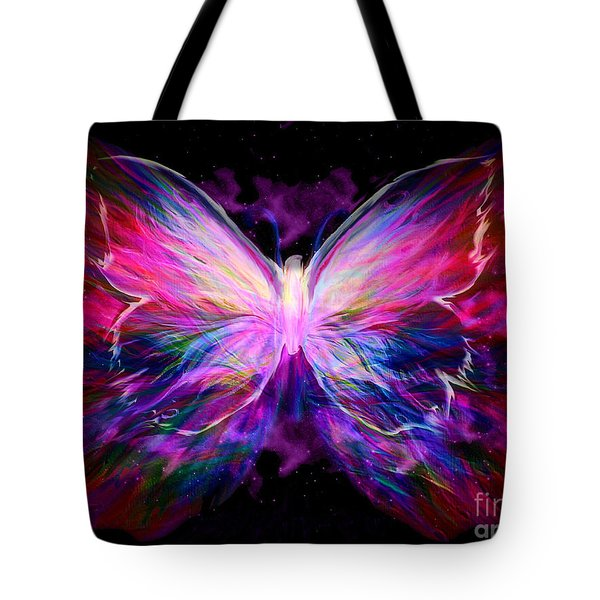 Soaring Love Tote Bag