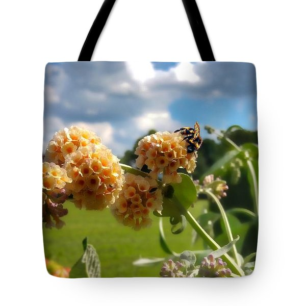 Tote Bag featuring the photograph Sobaso by Isabella F Abbie Shores FRSA