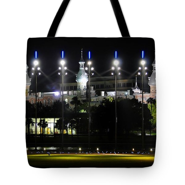 Soccer  Anyone Tote Bag by David Lee Thompson