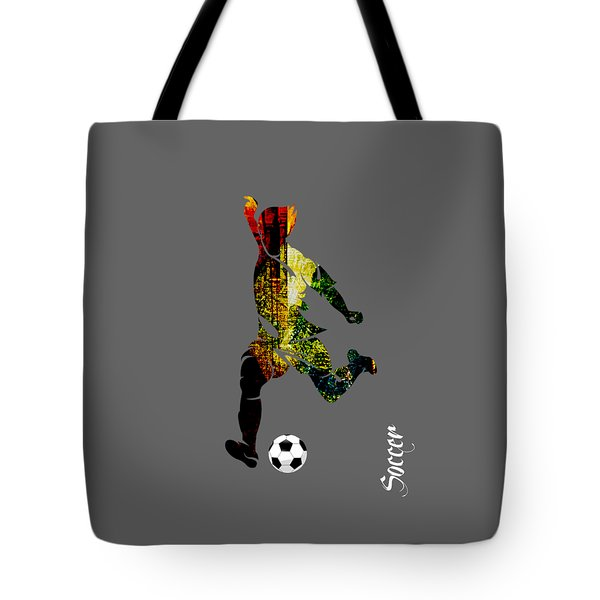 Soccer Collection Tote Bag