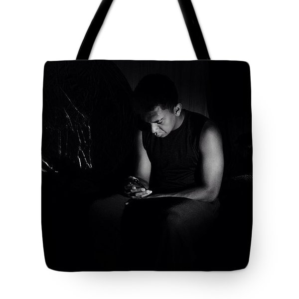 Social Teen  Tote Bag