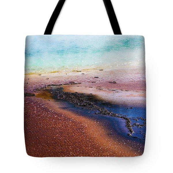 Soda Water Tote Bag