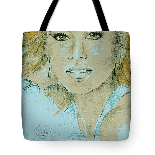Sofia Vergara Tote Bag